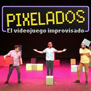 pixelados improvisacion infantil familiar teatro improvivencia