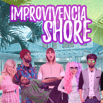 Cartel ImproVivencia Shore Online