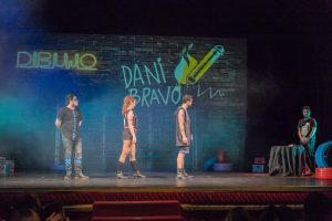 Saludos final Teatro Romea