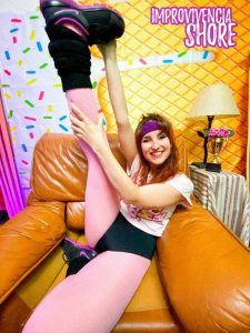 improvivencia shore reality show online concursante Mónica