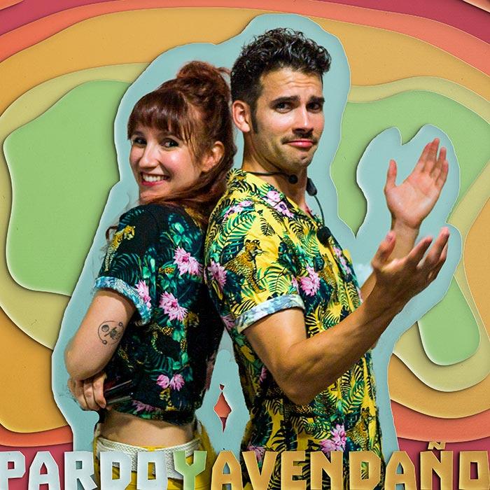 Pardo y Avendaño comedia improvisada teatro Alicante improvivencia