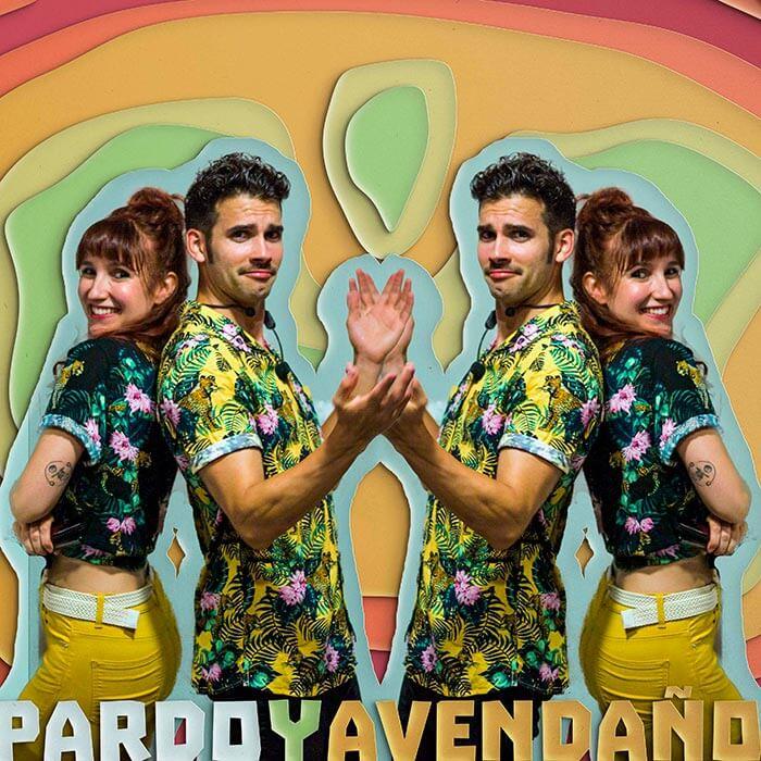Pardo y Avendaño pack 2 entradas teatro alicante improvisación