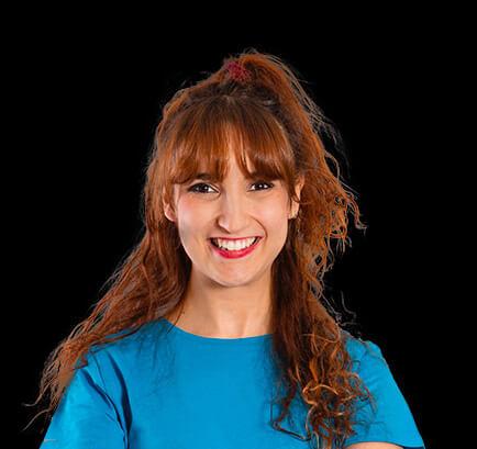 Irene Pardo profesora Escuela ImproVivencia Alicante