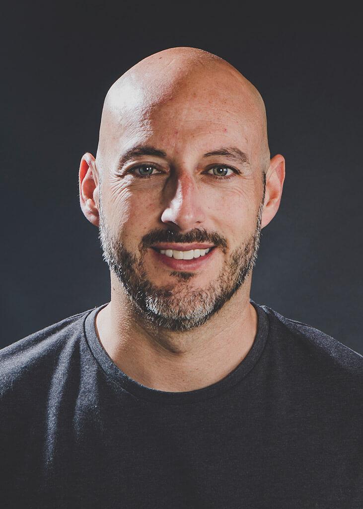 Iván Jiménez profesor Escuela ImproVivencia